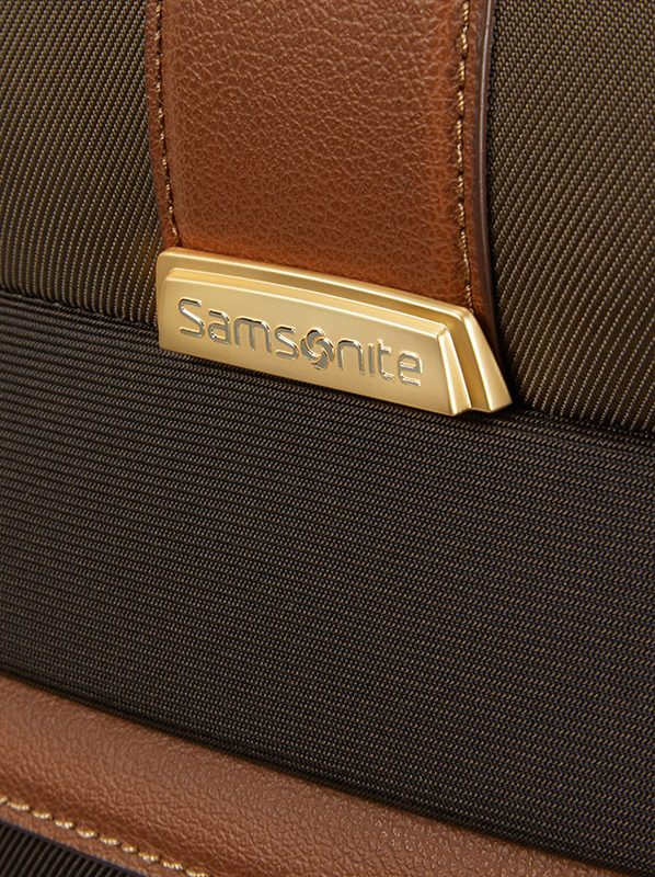 Спинер Samsonite - 55 см в цвят маслина