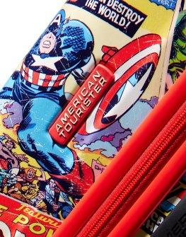 Куфар на 4 колела Marvel Legends