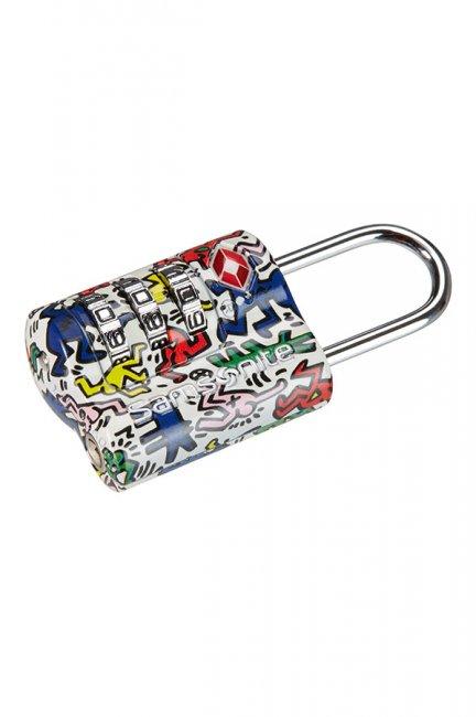 Катинар за багаж Keith Haring TSA