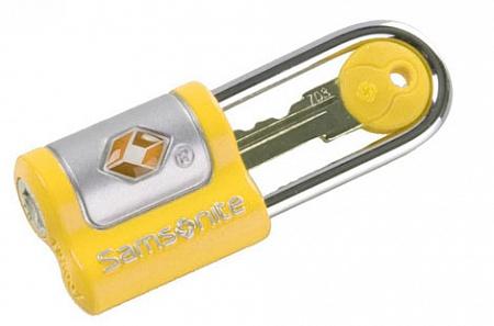 Жълт катинар Samsonite