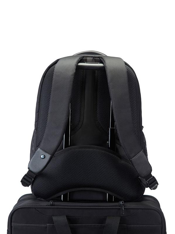 Черна компютърна раница Vectura