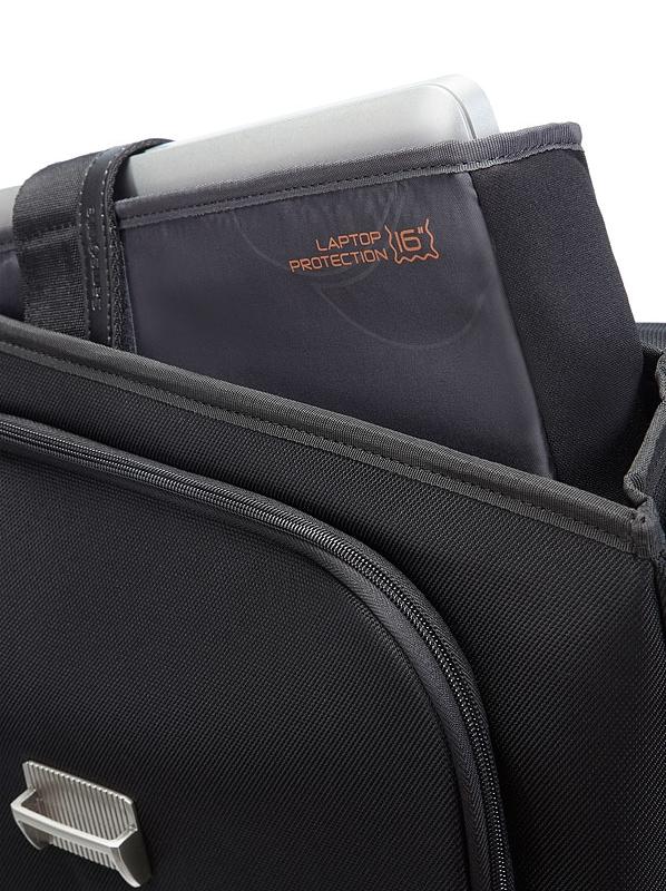 Черна бизнес чанта Samsonite X'Blade