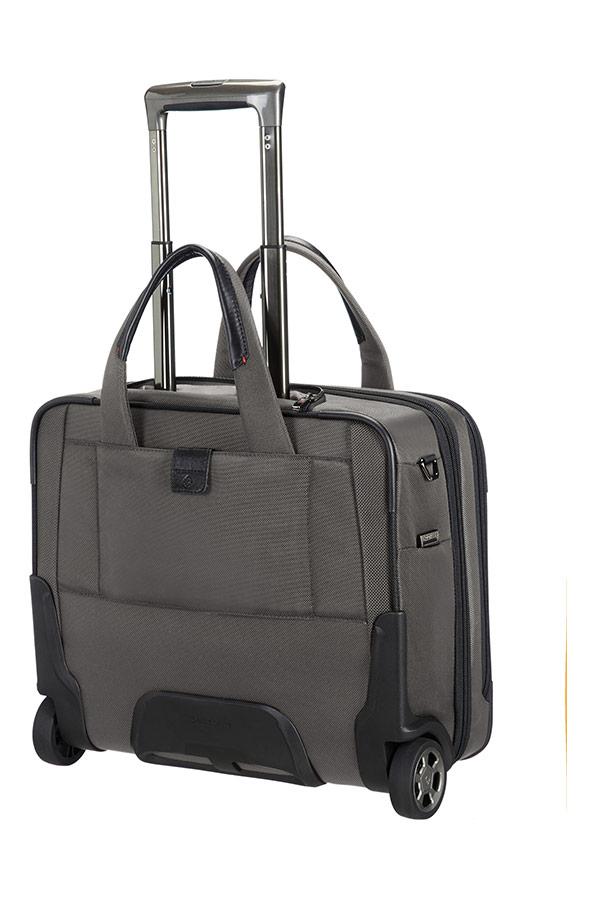 Сива бизнес чанта на колела PRO-DLX от Samsonite