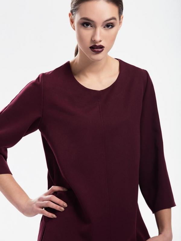 Стилна дамска блуза с 3/4 ръкав Pulse