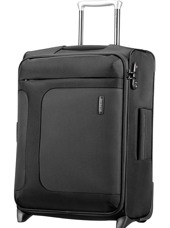Черен куфар ASPHERE