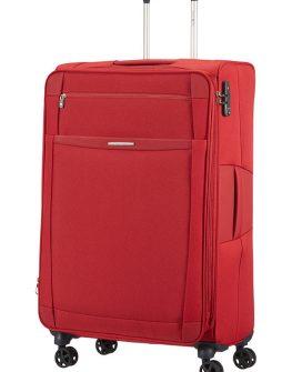 Куфар на 4 колела Dynamo в червено