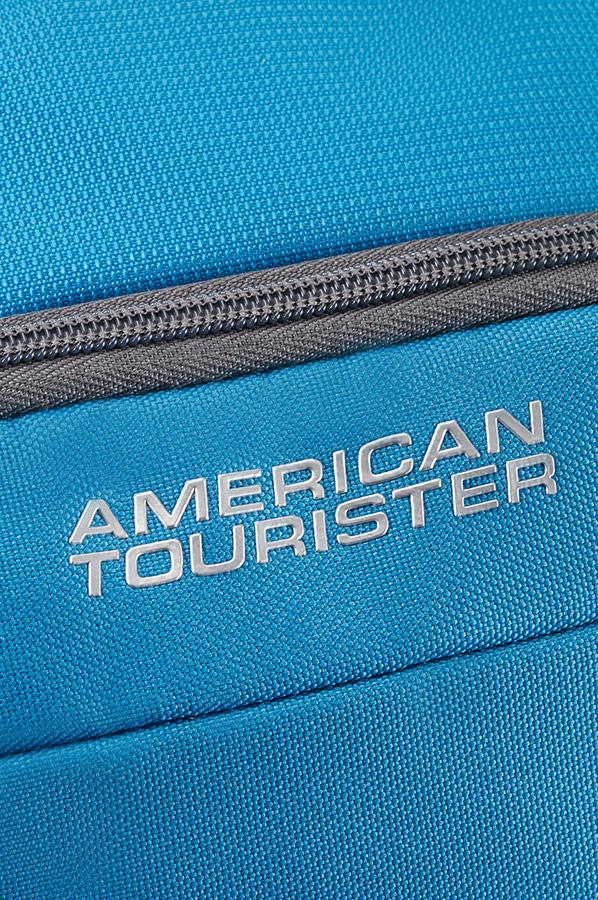 Спортен сак в синьо American tourister