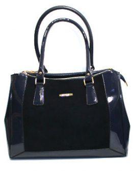 Стилна дамска чанта Sara Pen в синьо