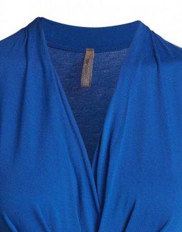Ефирна рокля Conquista в синьо