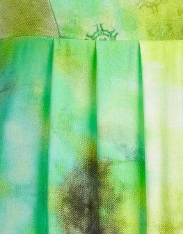 Зелена рокля Conquista