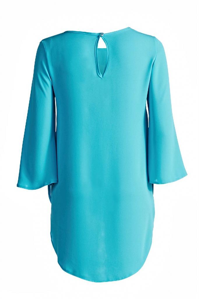 Дамска блуза в светлосиньо Conquista