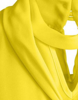 Ефектен топ в жълто Conquista