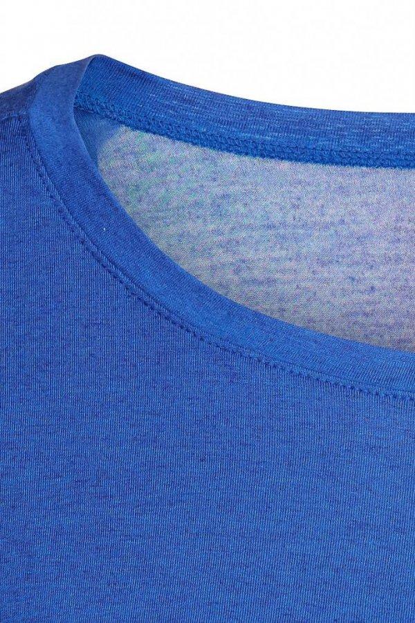 Синя дамска тениска Conquista