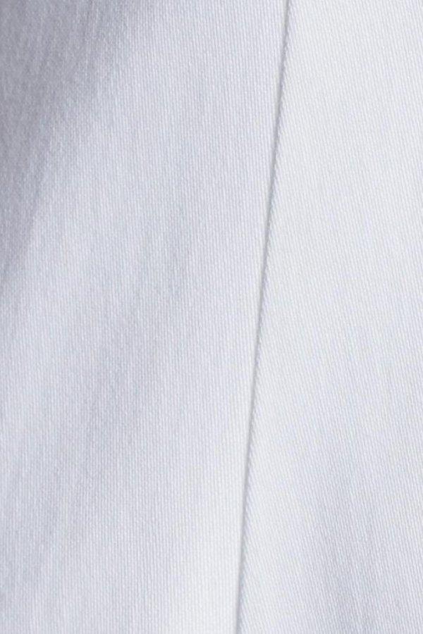 Елегантна къса бяла рокля Conquista