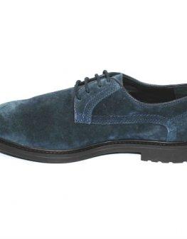 Мъжки обувки от естествен велур Sara Pen