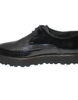 Мъжки обувки Sara Pen в черен цвят