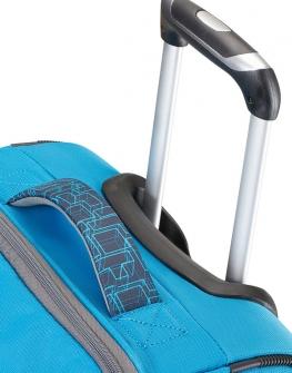 Спортен сак на 2 колела в синьо American tourister