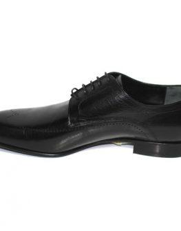 Официални мъжки обувки Sara Pen в черно