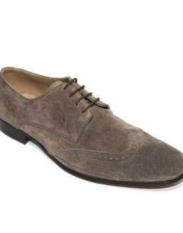Елегантни мъжки обувки в цвят визон Sara Pen