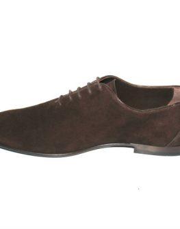 Елегантни мъжки обувки Sara Pen от велур