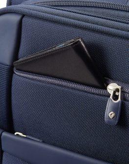 Куфар на 4 колела в синьо Dynamo
