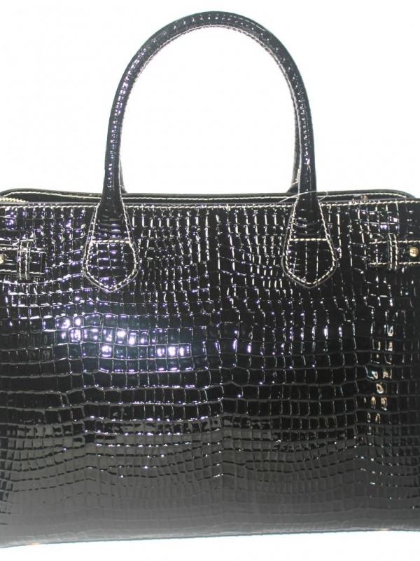 Дамска чанта с косъм от пони Sara Pen