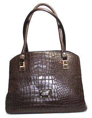 Дамска чанта Sara Pen в кафяво