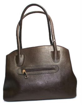 Дамска чанта в кафяво Sara Pen