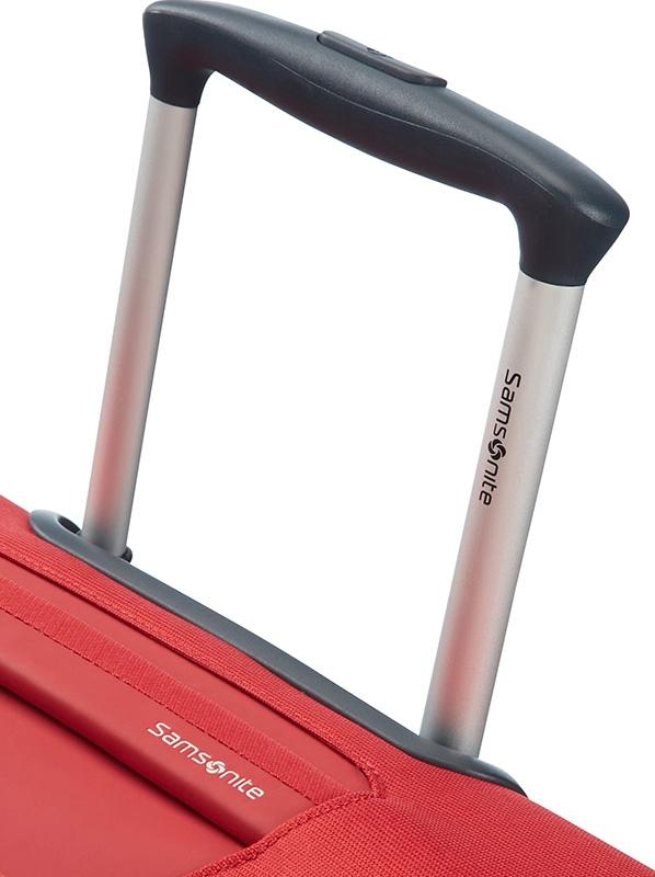 Червен куфар на 2 колела Dynamo