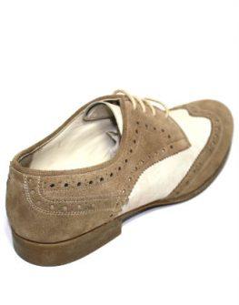 Мъжки обувки Sara Pen от естествен велур