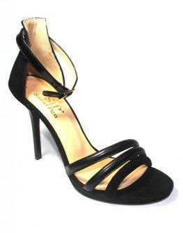 Елегантни сандали Sara Pen на висок ток