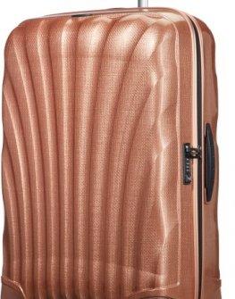 Куфар Samsonite Cosmolite – розово злато