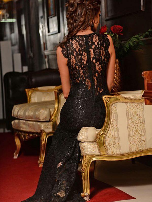 Дълга официална рокля DPmoda
