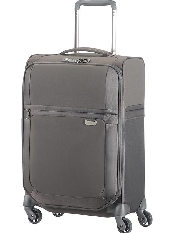 Куфар на 4 колела Uplite в сиво