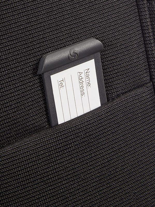 Черен куфар на 4 колела Dynamo от Samsonite