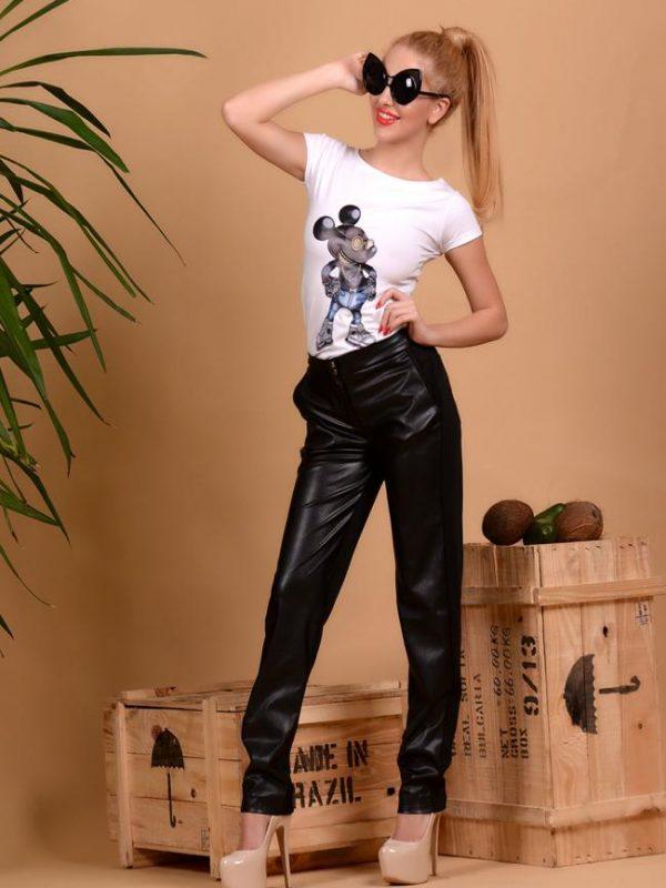 Дамска тениска с Мики Маус DPmoda