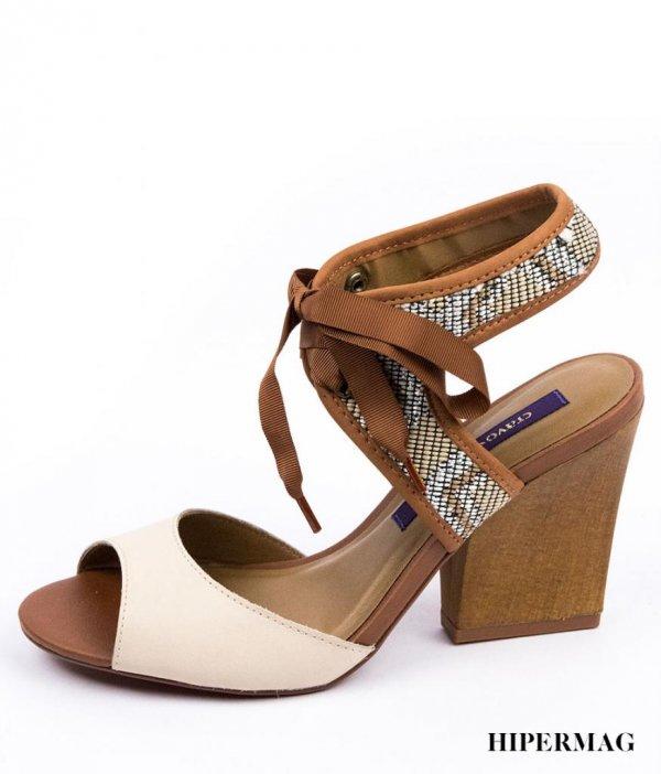 Ефектни дамски сандали Cravo&Canela