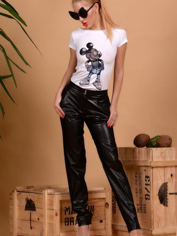 Дълъг панталон DPmoda в черно