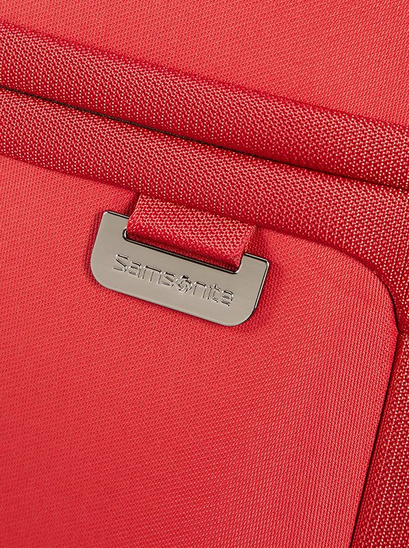 Червен куфар на 2 колела Uplite