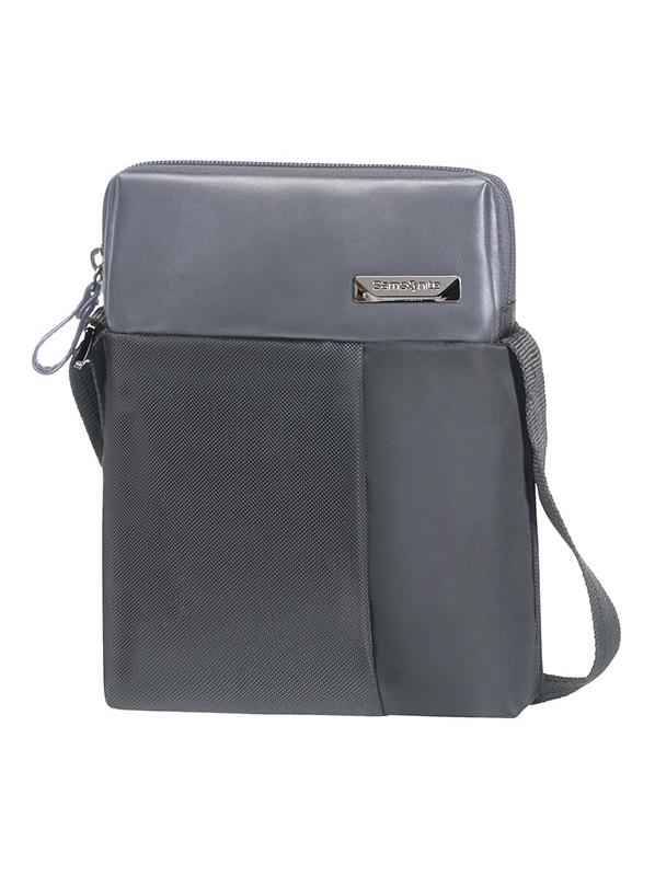 Сива чанта за рамо HIP-TECH