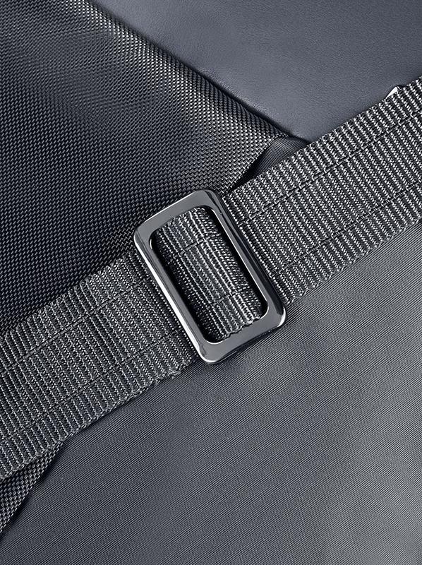 Сива чанта за рамо HIP-TECH от Samsonite
