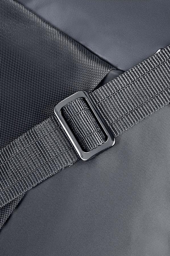 Чанта за рамо в сиво Samsonite