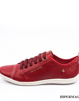Дамски обувки в червено Cravo&Canela