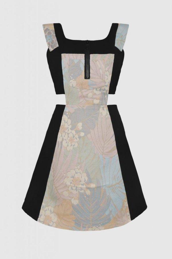 Дизайнерска къса рокля Pulse