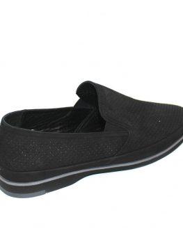 Велурени мъжки обувки Sara Pen