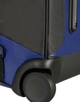 Спортен сак на колела Samsonite в синьо