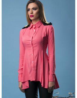 Дамска риза с пагони Cocoon