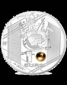 """Монета """"Велики спортни събития – УЕФА ЕВРО 2016- Умело спасяване"""""""