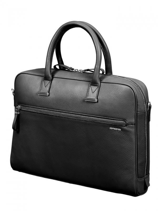 Кожена бизнес чанта HIGHLINE