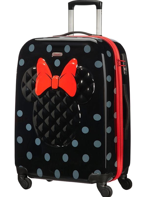 Детски куфар на 4 колела Minnie Iconic